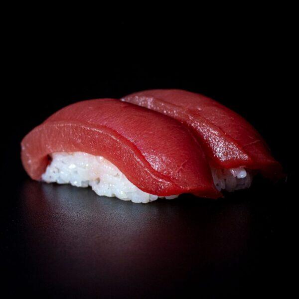 nigiri atun rojo bluefin